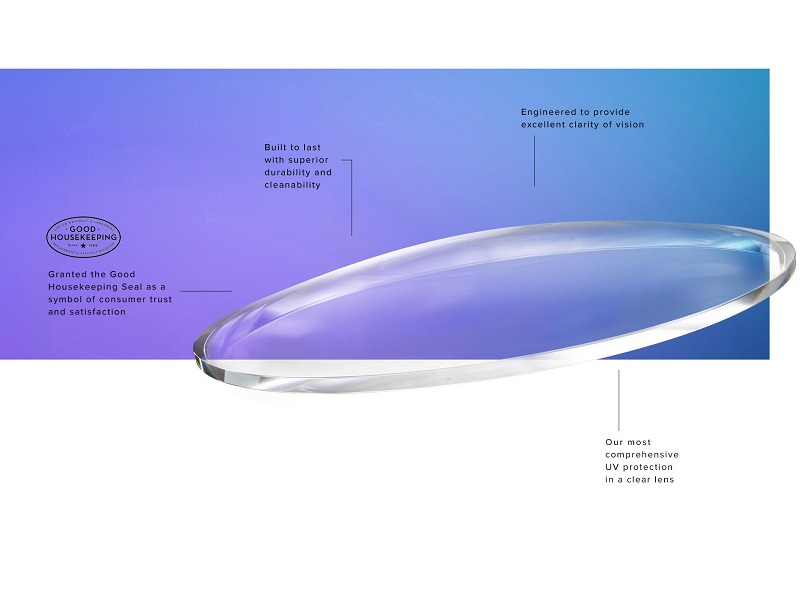 Crizal No-Glare lenses available at Eyecare Associates of Lee's Summit