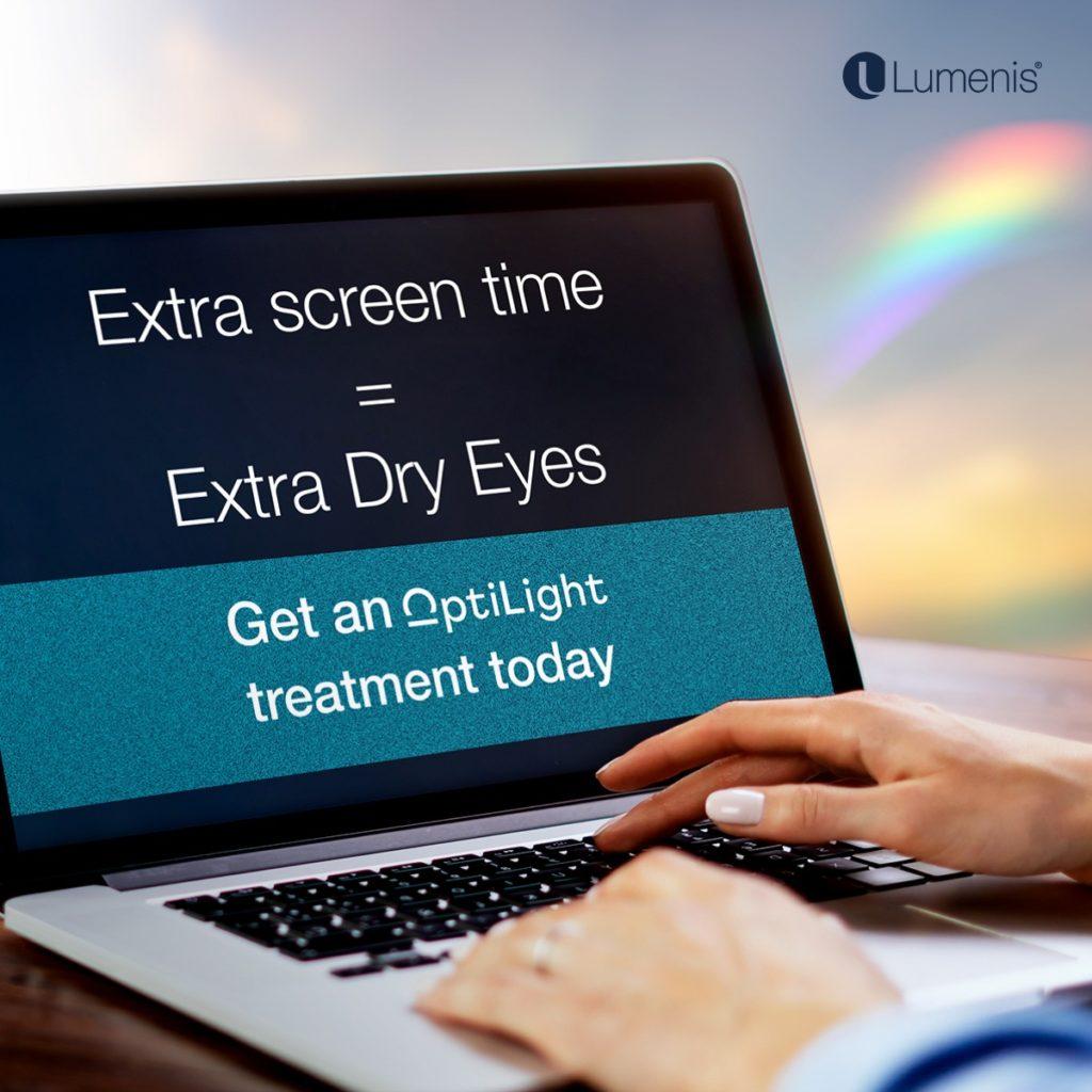 OptiLight extra screen time